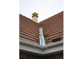 Étanchéité des points singuliers de toitures terrasses, chéneaux - KORDEX